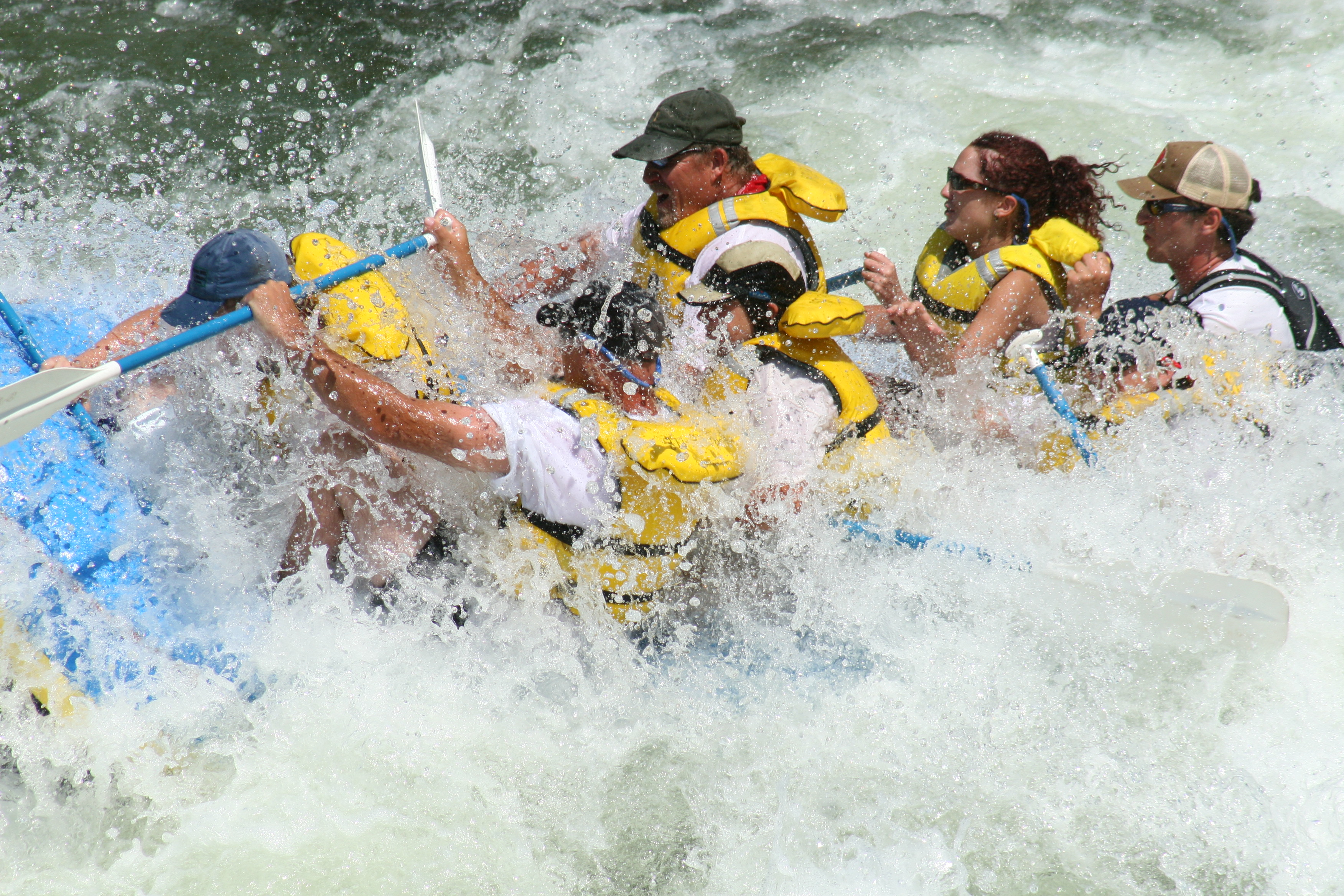 Missoula White Water Rafting Adventures With Western Waters