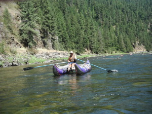 Raft Guide and Carpenter for Adventures with Western Waters