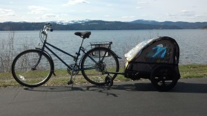 Best biking in CDA area!