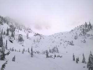 Montana snowpack looking good!